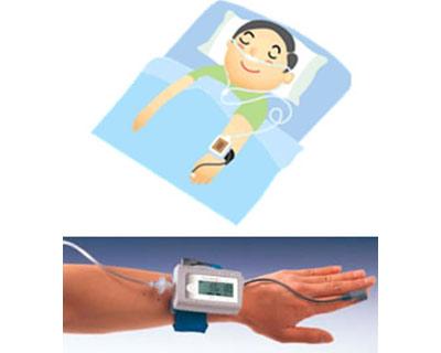 睡眠時無呼吸検査